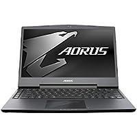 Aorus X3 PLUS V5-CF2, 13.9 QHD+ NVIDIA GTX970M Skylake i7-6700HQ 16GB RAM 512GB NVMe Windows 10 Gaming Laptop Computer