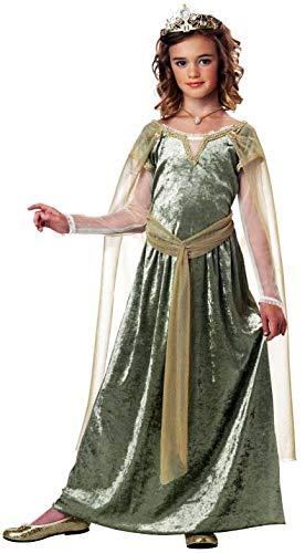 Girl Guinevere Legendary Queen Consort Of King