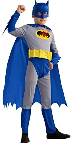 Boys Batman Costume - The Brave and the Bold - -