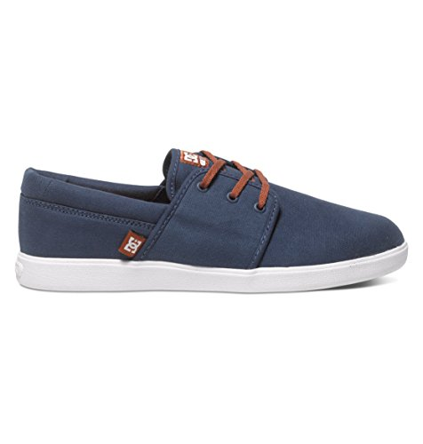 Camel Chaussures DC Schuhe Navy Skateboard de Shoes Haven Bleu Homme Herren Rqvg47qC