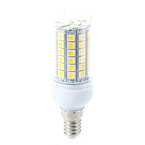 Lamp - SODIAL(R) Projector Lamp Bulb Light Warm White 8W E14 69 LED SMD 5050 AC 220V 3000K