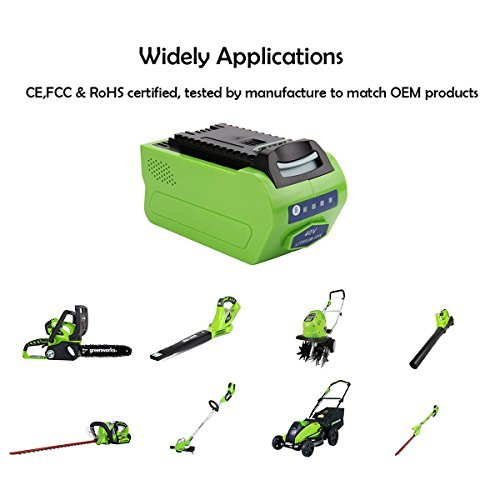 exmate-40v-50ah-greenworks-29472-29462-g-max-battery-replacement-li-ion-batteries-rechargeable-greenworks-power-tool-cordless-battery-lg-cell-not-for-gen-1