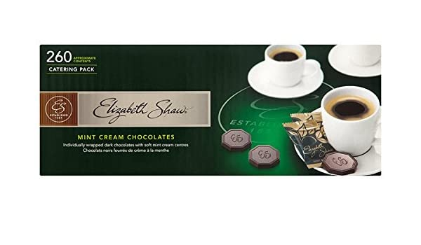 Amazon.com : Elizabeth Shaw Mint Cream Catering Pack 1.63 Kg : Grocery & Gourmet Food