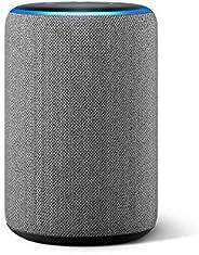 Certified Refurbished Echo (3rd Gen) - Smart speaker with Alexa - Heather Gray