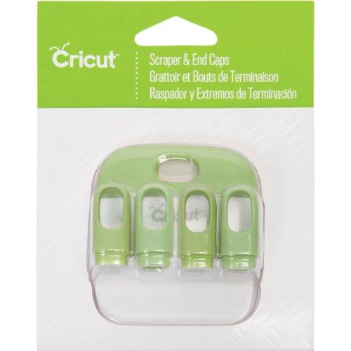- Cricut Tools Craft Scraper and End Caps, Green (2002173)