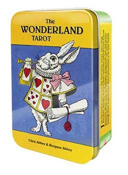 RBI Fortune Telling Toys Wonderland Tarot Ttin Get Answers With Tarot Cards Cast Your Future