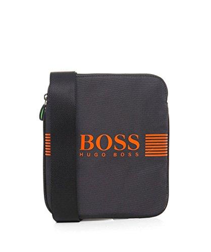 Price comparison product image BOSS Green Men's Pixel_S Shoulder Bag One Size grau