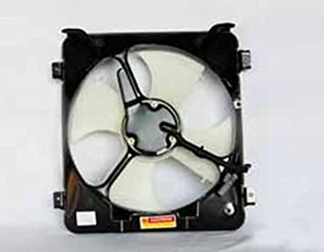 NEW AC CONDENSER FAN ASSEMBLY FITS 1999-2001 HONDA CR-V 38611-PAA-A01 HO3113110