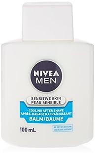NIVEA MEN Sensitive Skin Cooling After Shave Balm, 100 mL bottle (B010NRXC5Y)   Amazon Products