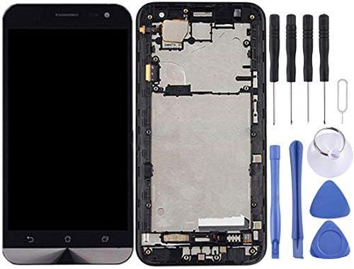YANSHANG Repuestos para Smartphone Pantalla LCD y ensamblaje Completo del digitalizador con Marco for ASUS Zenfone 2 Laser ZE500KL ZE500KG Z00ED (Negro) Partes de refacción (Color : Black): Amazon.es: Electrónica
