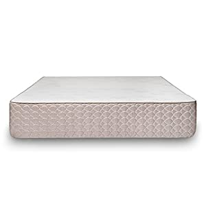 brentwood home sbed latex and gel memory foam mattress made in california firm queen - Brentwood Mattress