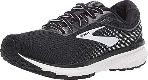 Brooks Ghost 12 Black Ebony White 8.5