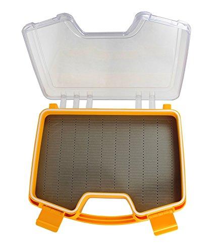 "Huge ""The Flybrary of Congress"" Waterproof Saltwater Salmon Fly Box"