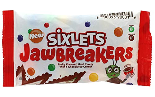 SweetWorks Sixlets 2oz Jawbreakers