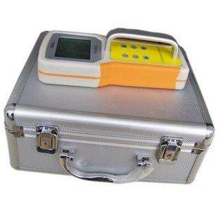 Gowe Detector de ventana de mica, puede detectar contaminación en superficies de objetos (rayos