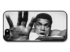 Muhammad Ali Boxer Champion Posing Hands case for iPhone 5 5S
