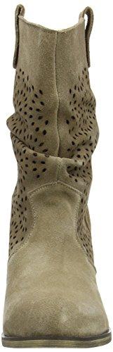 Andrea Conti 1121551, Zapatillas de Estar por Casa para Mujer Marrón - Braun (taupe 066)