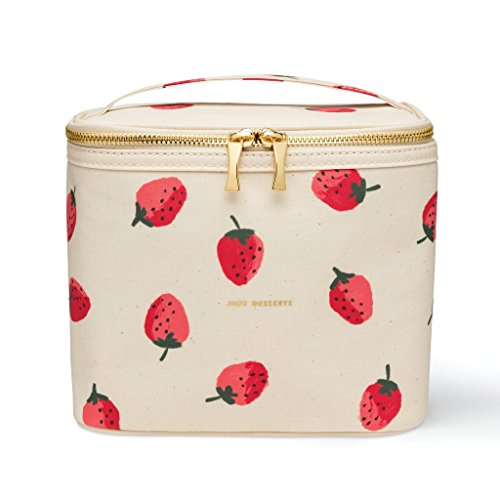 (Kate Spade New York Lunch Tote - Strawberries)