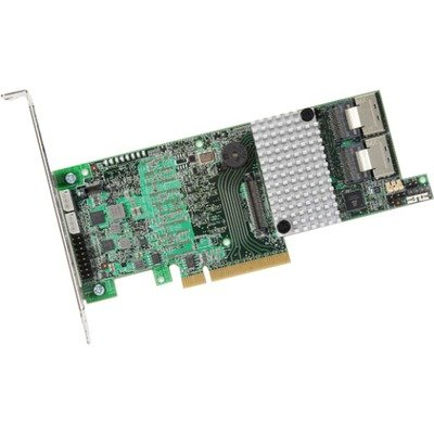 LSI Logic LSI00330 MegaRAID SAS 9271-8i 8Port 6Gb/s PCI Express 3.0 1GB DDR3 Single Controller Card