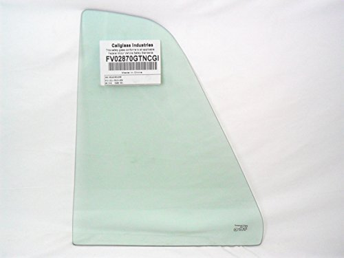 toyota corolla rear vent glass - 2