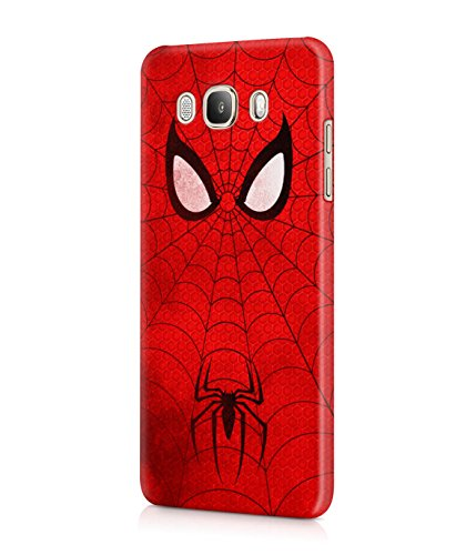 The Amazing Spiderman Grunge Plastic Snap-On Case Cover Shell For Samsung Galaxy J7 2016 / J710