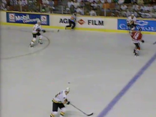 May 27, 1995: Chicago Blackhawks vs. Vancouver Canucks - Conference Semi-Final Game ()