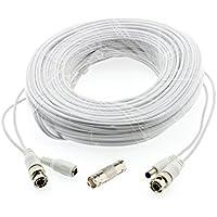 [100ft] Premium Cable for EZVIZ 720P 1080P HD BNC systems