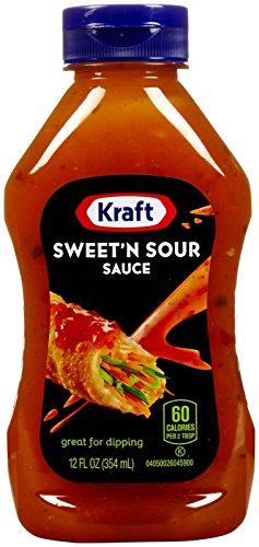 Kraft Sweet'N Sour Sauce - 12 Ounces - Kraft Sweet Sauce