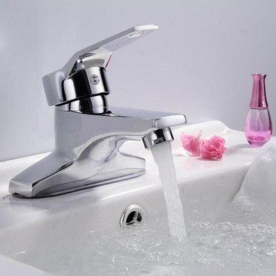 Amazon Com Sink Taps Cu All Mixed Tap Double Hole Kitchen Taps