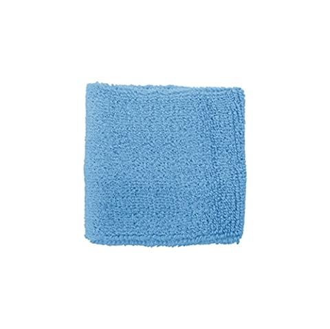 Hats & Caps Shop Cotton Terry Cloth Wrist Band - By TheTargetBuys | (BLUE) - Boonie Hat Terry Hat
