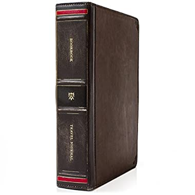 Twelve South BookBook Travel Journal | Carry Your iPad/tablet and accessories in one compact case