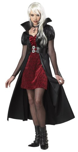Devil's Carnival Costumes - California Costumes Women's Blood Thirsty Beauty