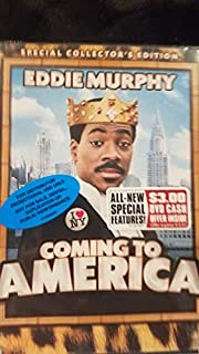 COMING TO AMERICA SPECIAL COLLECTOR'S