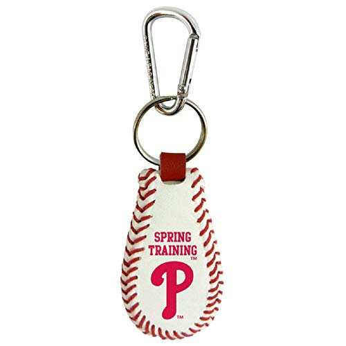 - GameWear MLB Philadelphia Phillies KeychainClassic Baseball Spring Training, Classic Baseball Spring Training, One Size