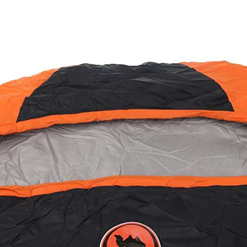 Baoblaze Sacos de Dormir Colcha de Camping Impermeable Manta Caliente Al Aire Libre - Naranja: Amazon.es: Deportes y aire libre