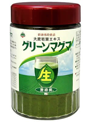 Green Magma 170g by Japan drug development