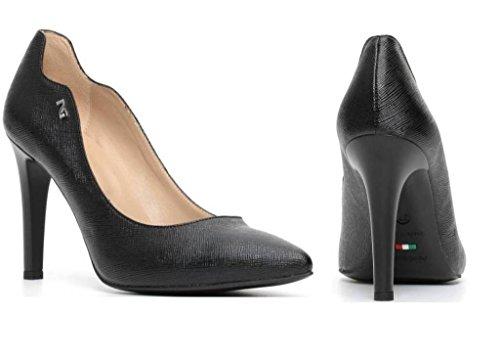 Nero Giardini - Zapatos de vestir de Piel para mujer negro