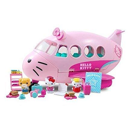 Hello Kitty Jet - Hello Kitty Jet Plane Airlines Playset