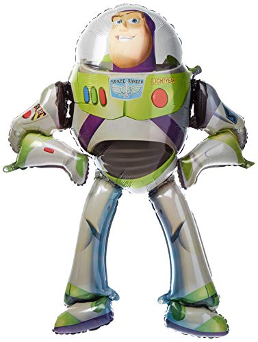 - Disney Toy Story Birthday Party Balloon 53 Inches Foil Balloon Air Walker by Nick's