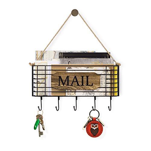 SRIWATANA Rustic Mail Key