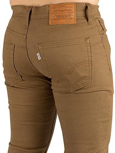 Jeans uomo marrone 511 slim Levi's fit rIwHrZ7qcO