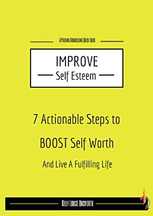 how to boost self worth