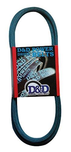 D&D PowerDrive 072-41800 Ariens Kevlar Replacement Belt, 4LK, 1 -Band, 121' Length, Rubber 121 Length OffRoad Belts