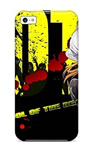 Awesome Design Highschool Of The Dead Hard Case Cover For Iphone 5c wangjiang maoyi