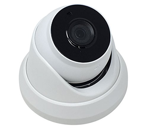 Kenuco OEM HD TVI 2 MP Turbo HD True WDR 1080P EXIR Metal Cyclops Turret Camera 3.6mm | White | AC334-FD4 2.8mm For Sale