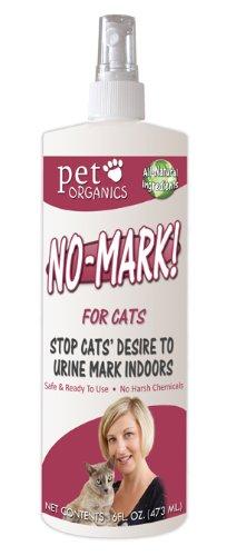 Pet Organics No Mark Spray Cats product image