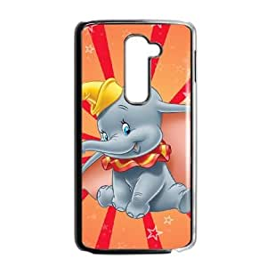 LG G2 phone cases Black Dumbo cell phone cases Beautiful gifts NYTR4619217