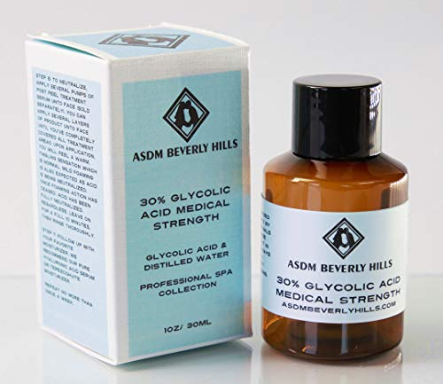 ASDM Beverly Hills 30% Glycolic Acid Medical Strength, ()