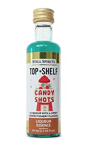 COTTON CANDY SHOTS MOONSHINE FLAVORING Still Spirits Top Shelf Flavor Sweetens Alcohol or Vodka for $<!--$5.53-->