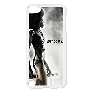 NIKE JUST DO IT V-T-C1035417 Ipod Touch 5 Phone Back Case Customized Art Print Design Hard Shell Protection
